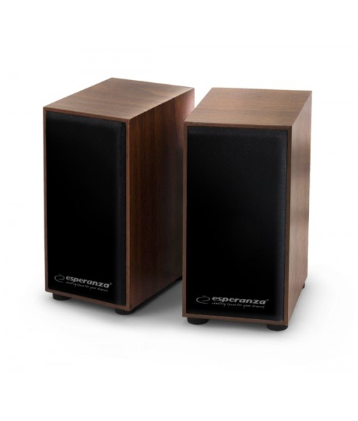 ESPERANZA STEREO SPEAKERS 2.0 FOLK