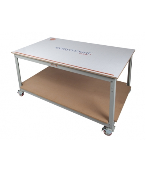 Easymount Flow Wide Format Finishing Table