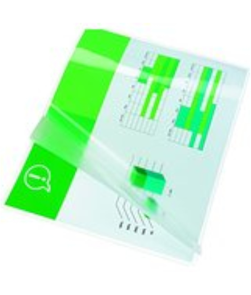 GBC A4 Laminating pouches 250 micron x 100 sheets