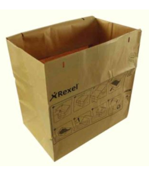 Rexel Recyclable Waste Sacks