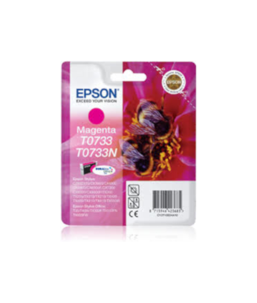 Epson T0733 Magenta Cartridge
