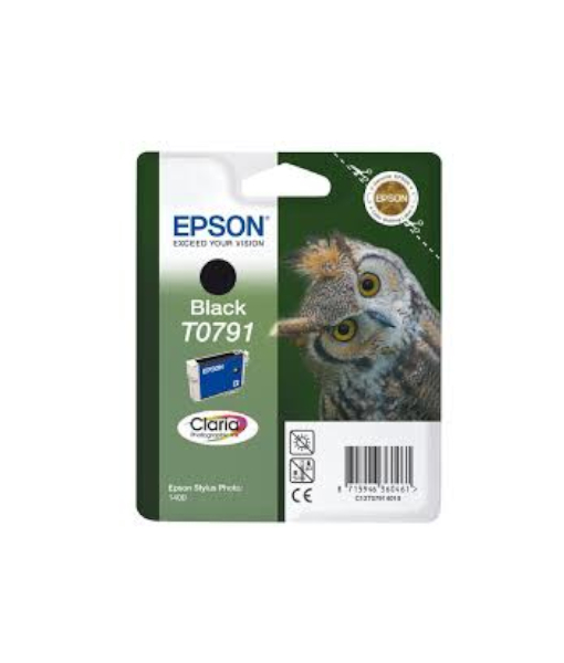 Epson T0791 Black Cartridge