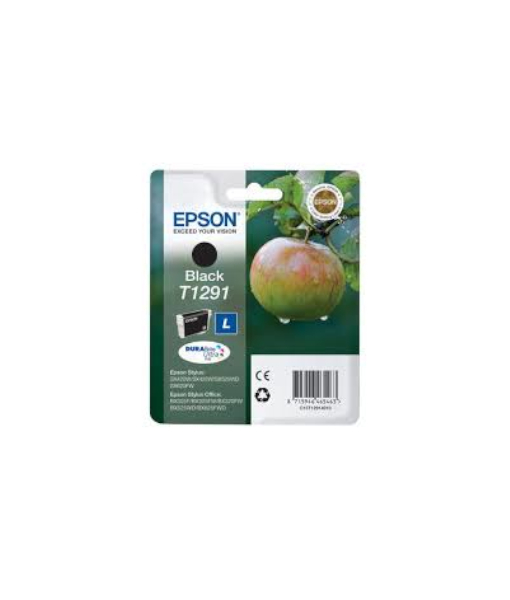 Epson T1291 Black Cartridge