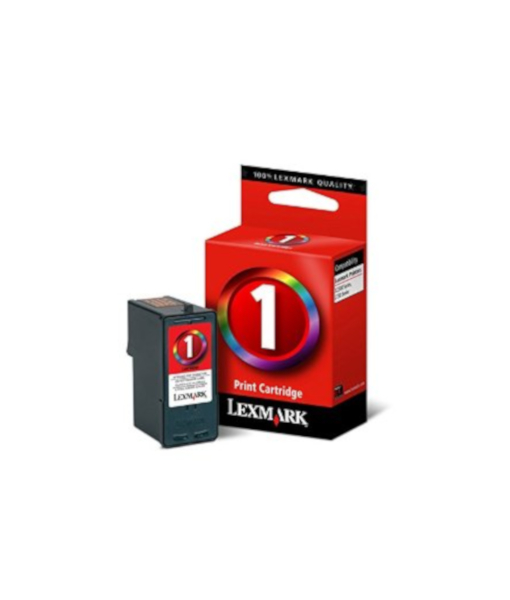 Lexmark 18C0781 (1) Black Colour ink cartridge