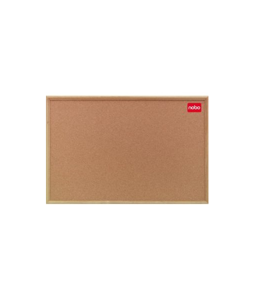 NOBO Classic Cork Noticeboards – Wood Frame 0.45X0.6
