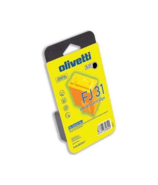 OLIVETTI FJ31 B0336 Black ink cartridge
