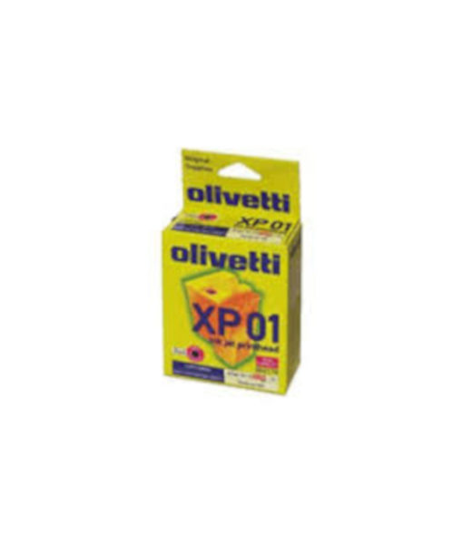 OLIVETTI XP01 B0217 black ink cartridge