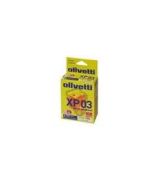 OLIVETTI XP03 B0261 colour ink cartridge