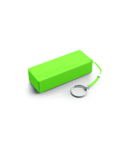 EXTREME POWER BANK QUARK 2000MAH GREEN