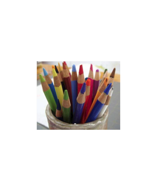 PENCIL CHINAGRAPH BLUE