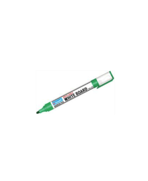 WHITEBOARD MARKER GREEN LUXOR