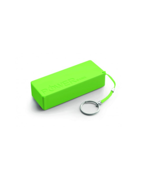 EXTREME POWER BANK QUARK XL 5000MAH green