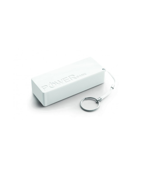 EXTREME POWER BANK QUARK XL 5000MAH white