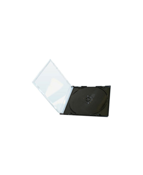 LS CD Jewel Case Slim Clear Tray