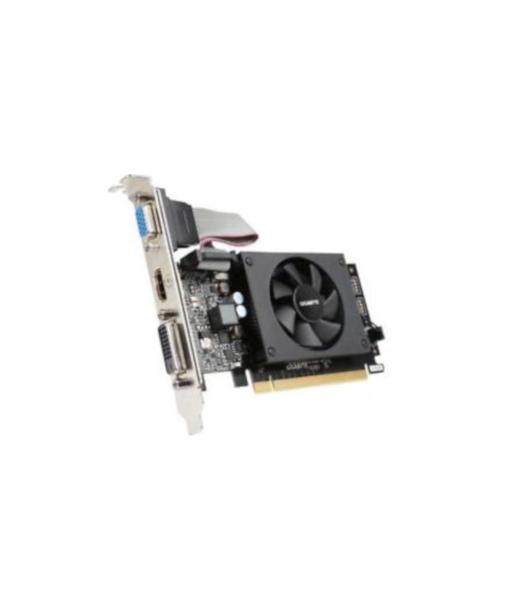 NVIDIA GT710 1GB R2.0 GIGABYTE LOW PROFILE BRACKET
