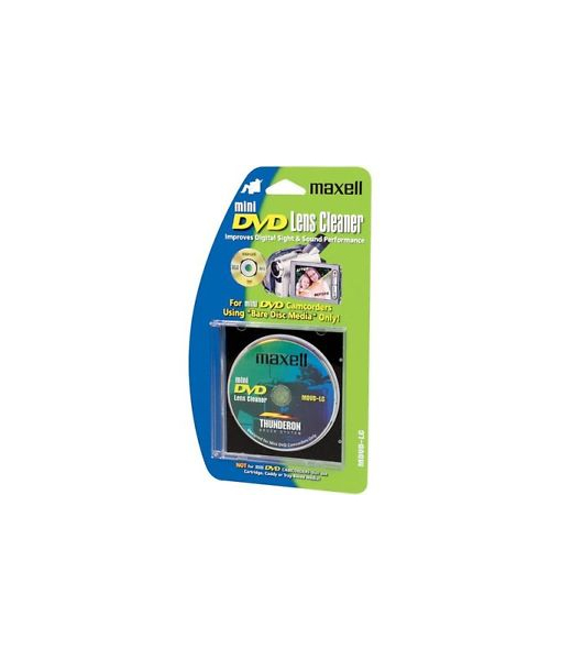 Maxell Mini DVD LENS CLEANER